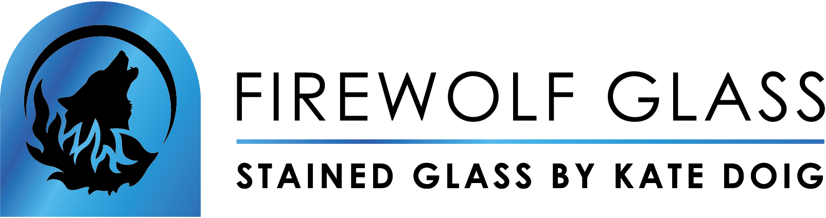Firewolf Glass Logo