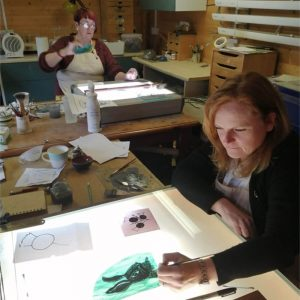 Firewolf Glass Stained Glass Workshops