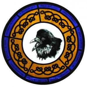 Firewolf Glass Ravens Call